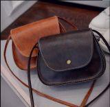 8人のカラーレトロPUの女性のメッセンジャー袋のショルダー・バッグ