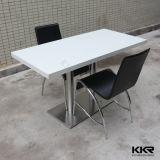 Tavolino da salotto di superficie solido della barra di Kingkonree per il ristorante dell'hotel