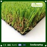 ホーム庭の人工的な草のための景色4カラー