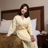 Klassischer Kimono-Waffel-Bademantel für Hotel/SPA/Medical/Home