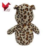 Os melhores animais enchidos feitos mancharam brinquedos do leopardo para miúdos