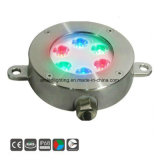 316ss 18watt IP68 LEDの水中プールの噴水ライト