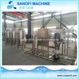 試錐孔の水処理設備のためのROの給水系統