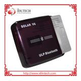 Pilha recarregável Solar Mifare RFID Tag de para-brisa