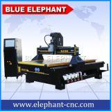 Venda a quente Router CNC 1325 Madeira Máquina de gravura da China