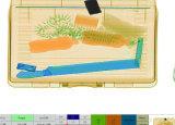 Selezione SICURA del raggio di HI-TEC X che controlla strumentazione per vedere se c'è la stazione ferroviaria SA6550