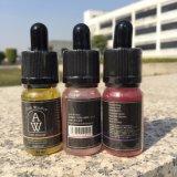 E-Liquido della bottiglia di vetro 10ml senza nicotina