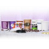 8oz comerciano il caffè all'ingrosso stampato ed esportano la tazza di carta