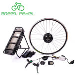 Greenpedel 36V Chasis Motorreductor bicicleta eléctrica Kit 250W