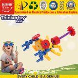 Adorável Kid's educativos Blocos de Construção de Plástico ABS brinquedo Animal