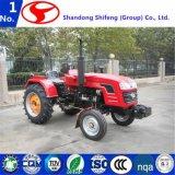 Landwirtschaftliche Maschinerie-Rad-Traktor mit Kabine
