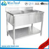 レストランのための商業ステンレス鋼の台所流し