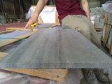 Directamente de fábrica las vetas de mármol azul baldosa de mármol de madera azul
