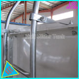 L'eau en plastique renforcé de fibre de réservoir de stockage pour la lessive