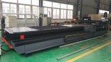 Tagliatrice del laser della fibra della lamina di metallo del rifornimento della fabbrica e della taglierina di tubo
