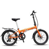 """20 """"アルミ合金の折る自転車かバイク"""
