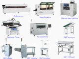 Station de soudure de soudure d'air chaud de carte de module de la machine DEL