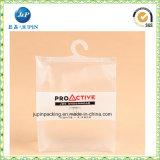 Freier Großhandelsplastik-Belüftung-kosmetischer Arbeitsweg-Beutel (JP-Plastik 035)
