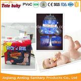 中国製赤ん坊のための使い捨て可能なおむつのタイプおよび赤ん坊の年齢別グループのおむつ