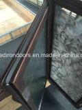 繊細なデザインの装飾的な錬鉄のドア