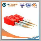 A extremidade Micro carboneto lagares com cortadores de moagem (CDH45-68)