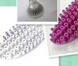 Aluminiumlegierung Druckguß für LED-Lampen-Cup mit Backen-Fertigstellung