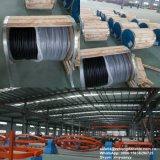 cabos distribuidores de corrente aéreos isolados XLPE de 0.6/1kv X00-a com condutor de alumínio