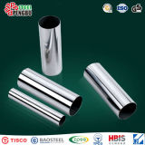 prix d'usine de bonne qualité en Chine de tuyaux en acier inoxydable