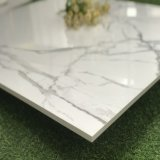 Glasig-glänzende Polierbaumaterial-rustikaler Fußboden-keramische Wand-Fliese (KAT1200P)