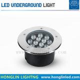 24W에 의하여 매장되는 가벼운 LED 지면 빛 RGB LED 지하 빛