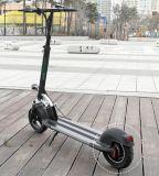 Motorino elettrico elettrico pieghevole della rotella della batteria 2 dell'adulto 10inch 500watt 48V 15ah Samsung