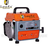 generador casero portable de la gasolina del generador 400W 700W del uso
