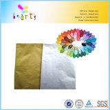 Papel de tecido do teste padrão da impressão para o ofício