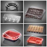 Stärkeres Hochgeschwindigkeitsblatt-Plastiktafelgeschirr-Behälter Thermoforming Maschine