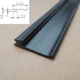 Extrusão de plástico tipo L Al-Alloy para portas e janelas de PVC plástico a fita de vedação