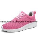 L'espadrille pulsante de marche fonctionnante Nice de femme coloré neuf folâtre des chaussures