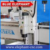 Ele1536 3軸線を切るCNCのルーターを作る木製のドアのための安い職人CNCのルーター機械