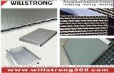 Panneau composite aluminium pour l'architecture les panneaux de signalisation de plafond de la canopée des Façades Façades Ventilées