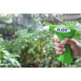 Spuitbus van het Kanon van de Trekker van het Hulpmiddel van de Tuin van de Verkoop van Ilot de Hete Batterij In werking gestelde Detergent met Fles 500ml