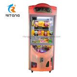 Münzenplüsch-Spielzeug-Greifer-Kran-Maschine für Freizeit-Mitte