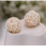 Самое лучшее качество шарика ротанга отражетеля тростника цветка для украшения рождества