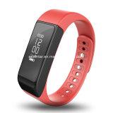 Bluetooth Aktivitätwristband-Eignung-Schlaf-Verfolger-Anzeige Passmeter Sports intelligenten Wristband