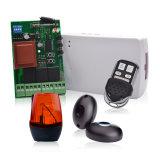Alarm Yet607 van de Detector van de Straal van IRL van de barrière het Infrarode Openlucht Zonne