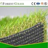 Paisaje artificial de la alfombra de césped artificial de alta calidad precio (SS)