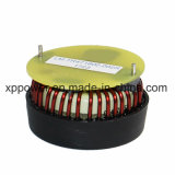 Inductor toroidal del modo común de cobre de la bobina