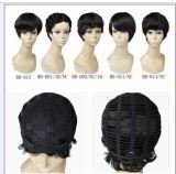 Parrucche del taglio di scarsità della parrucca del Bob per delle donne di colore la parrucca del merletto non