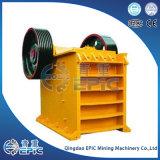Máquina modelo de la trituradora de quijada de la fábrica de PE250*1000 China para la pulverización mineral