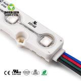 간판을%s UL 명부 최신 판매 방수 DC12V IP68 RGB LED 모듈