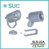 옥외 IP65 (SLS-22A)를 위한 9W LED 스포트라이트 LED 정원 빛