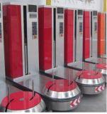 De automatische Machine van de Bagage van de Luchthaven Verpakkende